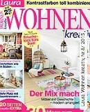 Laura Wohnen kreativ, Nr.8/ 2015