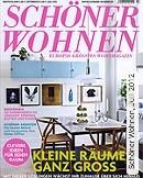 Schöner Wohnen, Juli 2012