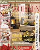 Laura Wohnen kreativ, Nr.11/ 2011