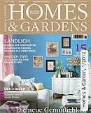 Homes & Garden, 1/2012