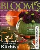 Bloom's, Herbst 2012