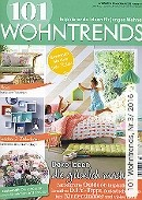 101 Wohntrends, Nr.3/ 2016