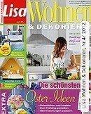 Lisa Wohnen & Dekorieren, Nr.4/ 2012
