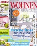 Laura Wohnen kreativ, Nr.7/ 2014