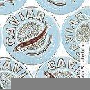 Caviar S, baby blue