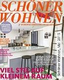Schöner Wohnen, Mai 2015