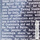Newsprint, silver