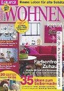 Laura Wohnen kreativ, Nr.10/ 2015