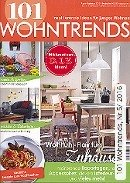 101 Wohntrends, Nr.5/ 2016
