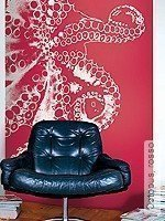 NOKEY  Octopus, rosso