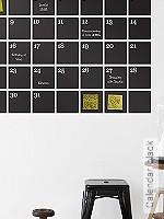 NOKEY  Calendar, black