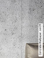 "Tapete  - ""Selected"" Designtapeten - Abwaschbare Tapeten Concrete Wallpaper, 05"