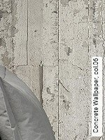 "Tapete  - ""Selected"" Designtapeten - Abwaschbare Tapeten Concrete Wallpaper, 06"