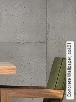 Tapete  - Holz - NEUE Tapeten Concrete Wallpaper, 01