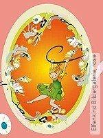 Tapete: Elfenkind Bildergalerie, rose