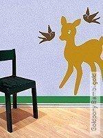 NOKEY  Goldpony Bambi gold