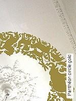 Tapete  - NicePrice Panthéon circle gold
