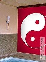Tapete: Ying - Yang, hinoe