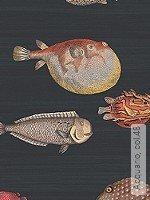 Tapete  - Abwaschbar Acquario, 48