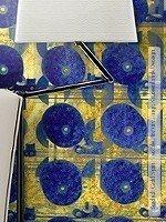 Tapete: Bocholt Gold Spin   Textile History   Ingo Krasenbrink Design