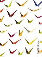 Tapete: Paper Birds