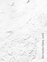 Tapete: Stoneplex Slate, weiß