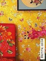 Tapeten  - Wandklebetechnik - Moderne Muster Blomma, 34