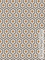 Tapete: Hicks' Hexagon, col.07