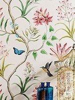 Tapete  - Blumen Tine, 08