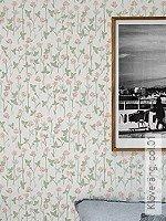 Tapete  - Blumen Klöveräng, 01