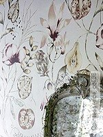 Tapete  - Blumen Quintessence, 08