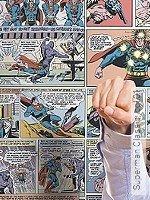 Tapete  - Comic Tapeten Superman Classic, 01