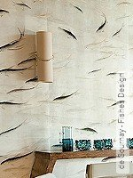 Tapete: de Gournay - Fishes Design