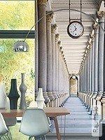 Tapete  - Gebäude Colonnades