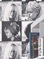 Tapete  - Gesichter Brigitte Bardot