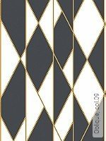 Tapete  - Graphisch Oblique, 09
