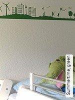 Tapete  - Kinder Summertime, green