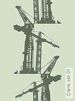 Tapete: Crane, col. 01