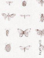 Tapete  - Schmetterlinge Rajani, 03