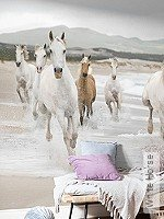 Tapete: White Horse
