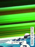 Tapete  - Streifen - Restlos abziehbar Motions, greenhell