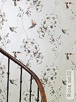 Tapete  - Vögel Ricka, 02
