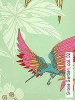 Tapete  - Vögel Grove Garden,  02