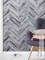 Tapete: Herringbone, Pure