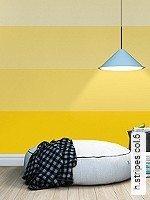 Tapeten  - Gelb h.stripes 6