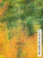 Tapeten  - Gelb Herbstfarbenrausch 3