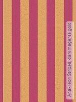 Tapete: Anakreon Stripes, darkmagenta gold