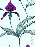 Tapete: Orchid No. 27
