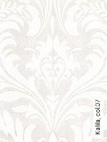 Tapete  - Klassische Muster - Perlmutt Kalila, 07