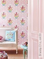 Tapete: Shabby Chic, col.03